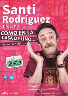 Como en la casa de uno – Santi Rodríguez