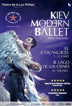 El Lago de los Cisnes-Kiev Modern Ballet