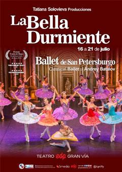 'La Bella Durmiente' Ballet de San Petersburgo