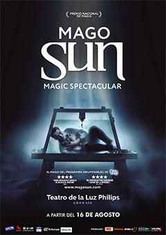 Magic Spectacular – Mago Sun