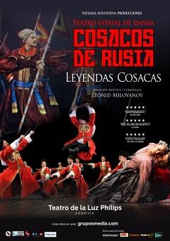 Cosacos de Rusia – Leyendas cosacas