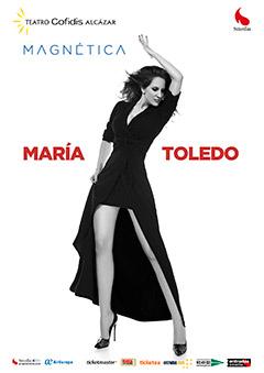 Magnética – María Toledo