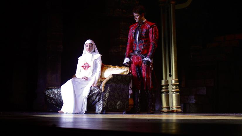 Don Juan El Musical estreno mundial en el Teatro de la Luz Philips Gran Vía