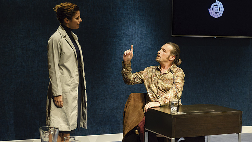 """""""Idiota"""", de Jordi Casanovas, en el Teatro Kamikaze (Pavón)"""