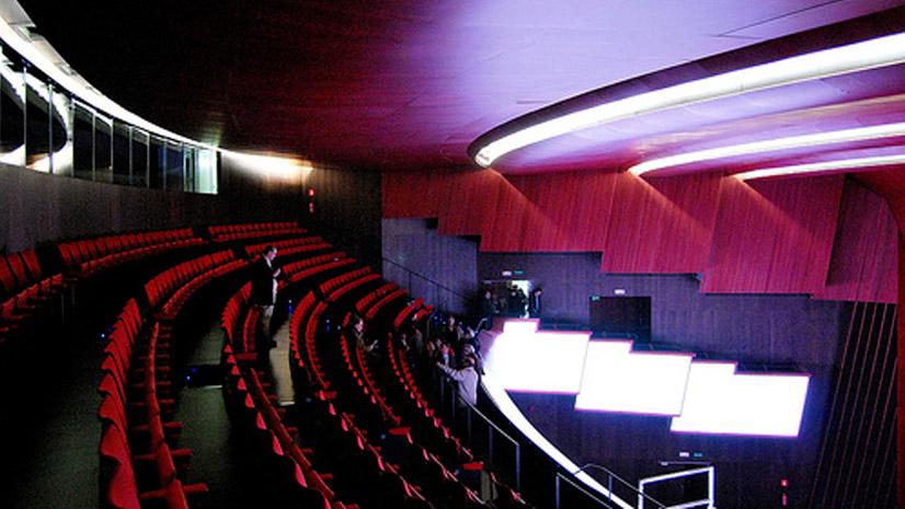 Teatros del Canal – Sala Roja