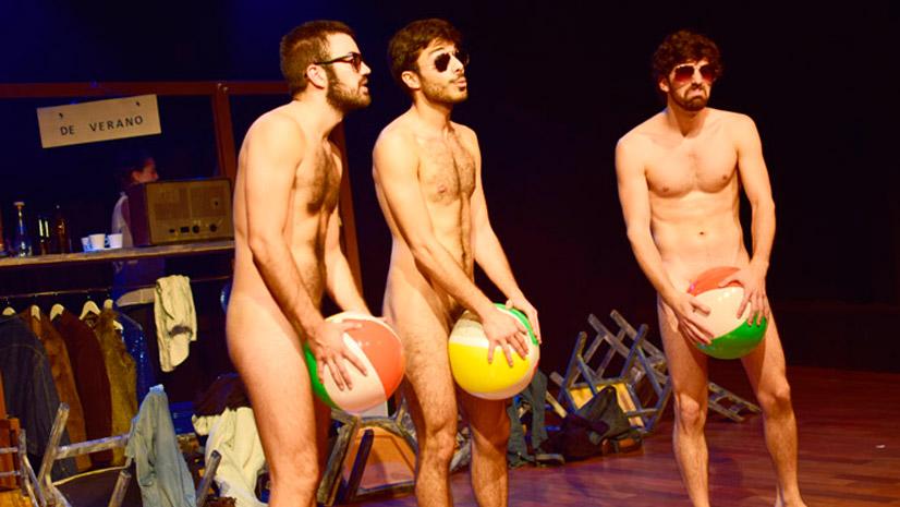 'La necesidad del náufrago' en el Teatro Alfil