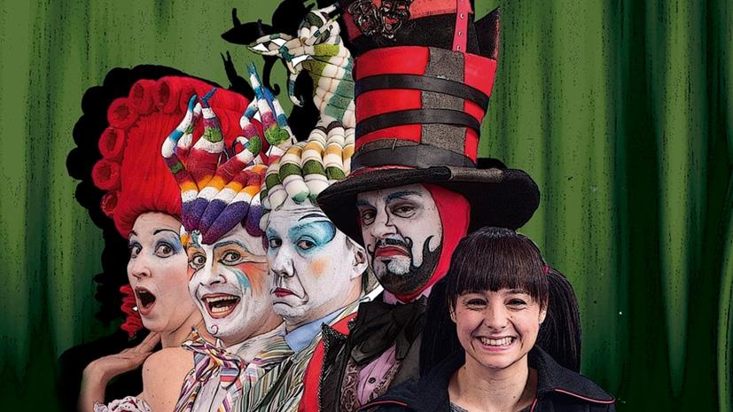 'Esos locos fantasmas' se cuelan en el Pequeño Teatro Gran Vía
