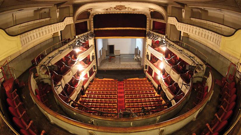 Teatro Cofidis Alcázar. Hermoso y popular teatro en el calle Alcalá