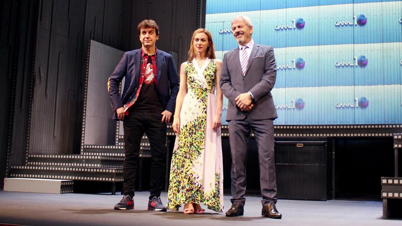 La comedia '5 y… ¡Acción!' se estrena en el Teatro Reina Victoria