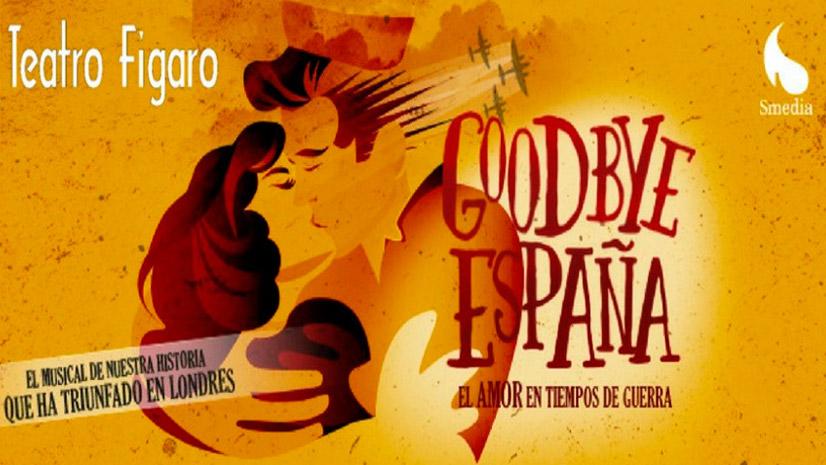 Concurso 'Goodbye España, el musical'