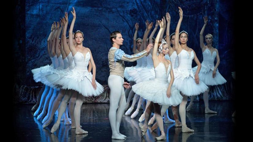 'El lago de los cisnes' del Ballet imperial ruso esta navidad en el Teatro de la Luz Philips Gran Vía