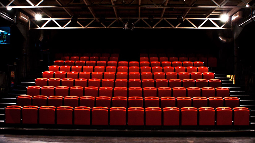 Sala Teatro La Cuarta Pared