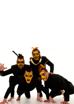 The Primitals (Yllana y Primital Bros)