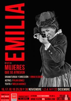 'Emilia', emocionante interpretación sobre Emilia Pardo Bazán