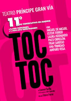 11 temporadas después, 'Toc, Toc' sigue provocando carcajadas