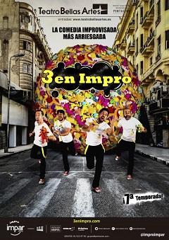 '3 en Impro'