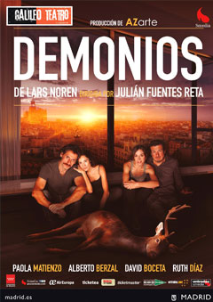 'Demonios', un potente drama sobre la insatisfacción