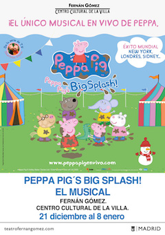 Peppa Pig , 'Big Splash'