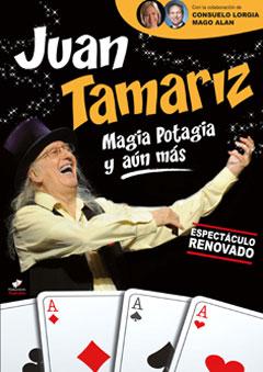 Magia potagia y aún más – Juan Tamariz