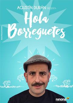 Agustín Durán – Hola Borreguetes
