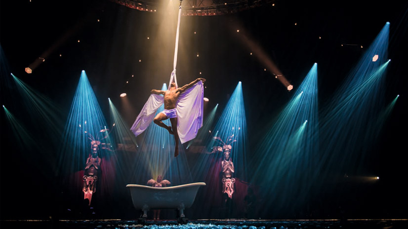 El Teatro de la Luz Philips Gran Vía acogerá el circo-cabaret Ohlala