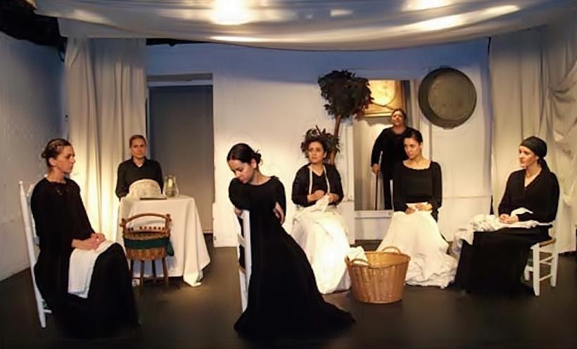 'La casa de Bernarda Alba', gritos de libertad en el Teatro Karpas