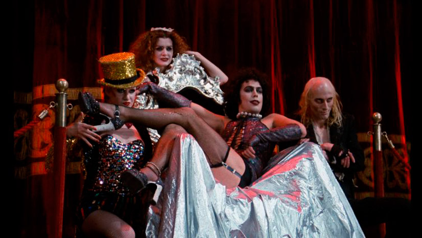Concurso 'Sing along – The Rocky Horror Picture Show'