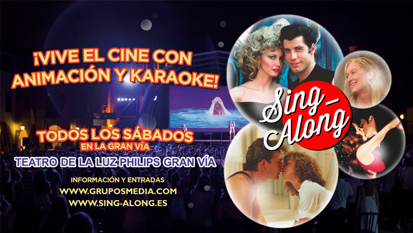 Concurso 'Sing along – Back to the 80's'