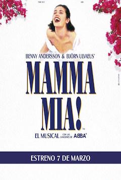 Mamma Mia, el musical