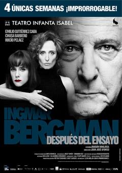 'Después del ensayo', la despedida de Ingmar Bergman