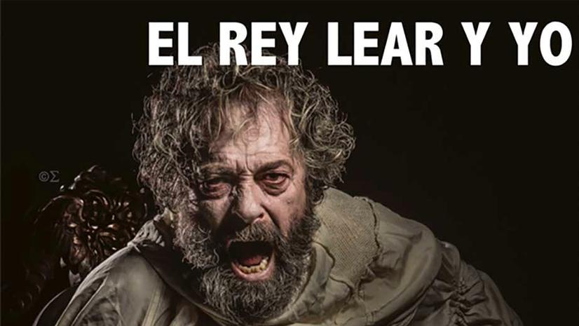 'El Rey Lear y Yo', una pieza excepcional