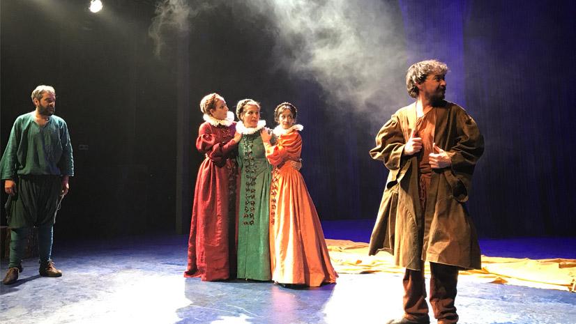 El Teatro de la Ciudad se presenta de nuevo en La Abadía con 'La Ternura' de Alfredo Sanzol