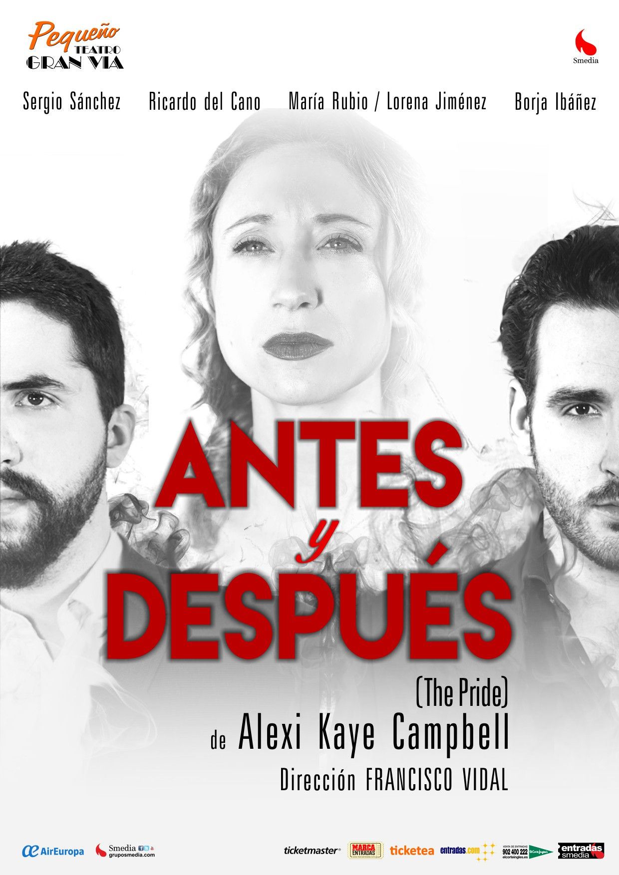 Antes y después – The pride