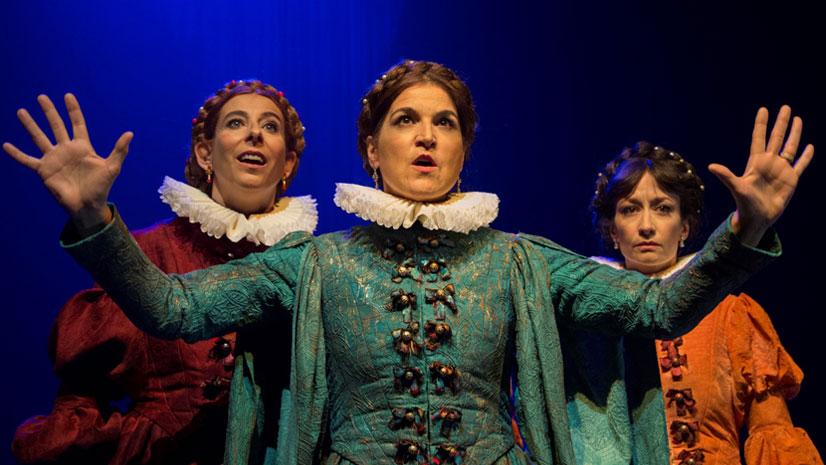 'La Ternura', la comedia romántica que Shakespeare hubiera querido escribir