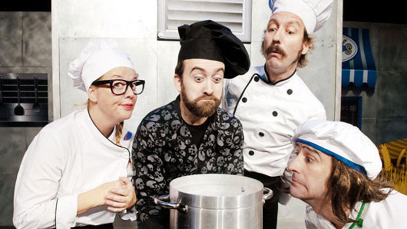Concurso 'Chefs'