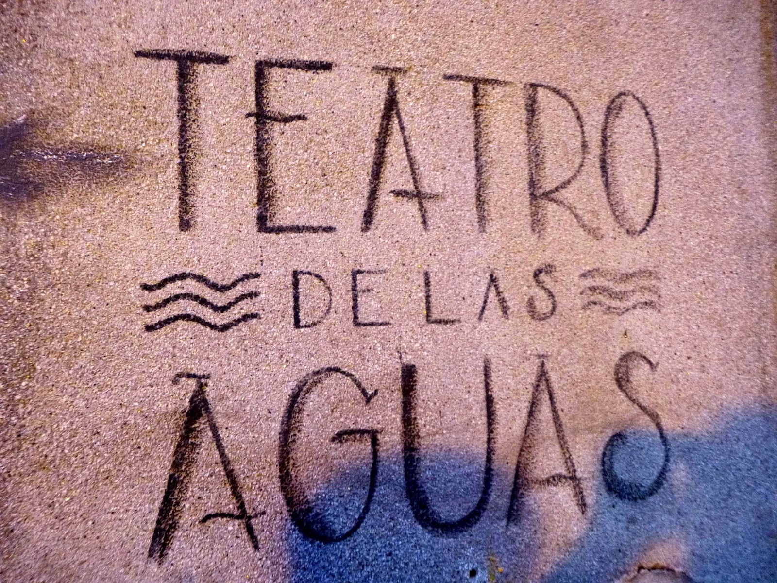 Primer Festival de Teatro y Poesía en directo 'Entre dos aguas'