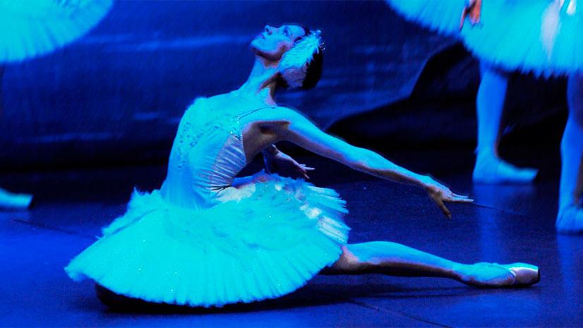 Vuelve 'El lago de los cisnes' del Ballet de San Petersburgo al Teatro de la Luz Philips Gran Vía