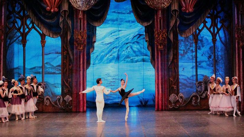 Concurso Ballet de San Petersburgo 'El Lago de los Cisnes'
