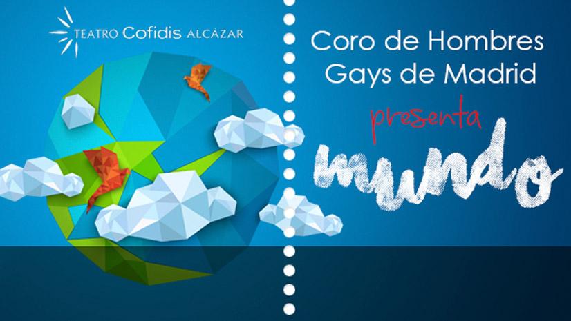 Concurso 'Mundo' – Coro de Hombres Gays de Madrid