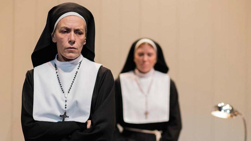 'La Duda', de John Patrick Shanley y ganadora de numerosos premios, en el Teatro Galileo