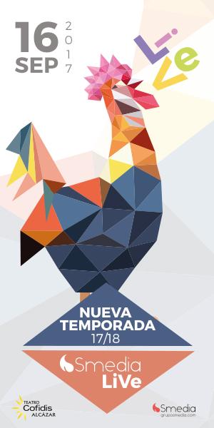 Nueva Temporada 17/18 Smedia Live 300×600