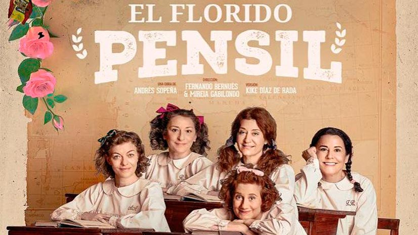 'El florido pensil (niñas)', de aquellos barros, estos lodos