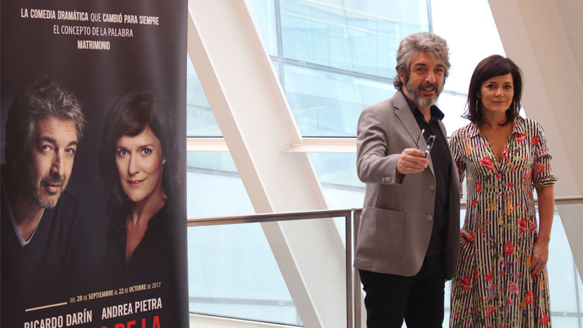 Ricardo Darín vuelve a los Teatros del Canal con 'Escenas de la vida conyugal'
