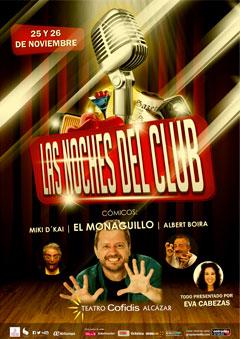 Las Noches del Club con el Monaguillo