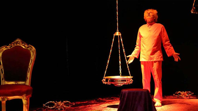Concurso 'Autobiografía de un Yogui' de El Brujo