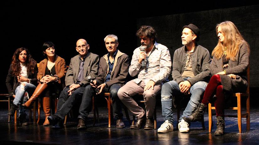 Cristina Medina y Santiago Molero protagonizan nueva versión de ¡Ay, Carmela! en los Teatros Canal
