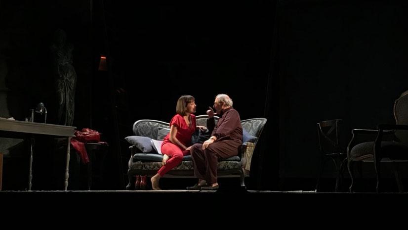 'Después del ensayo', la obra más autobiográfica de Ingmar Bergman en el Teatro Infanta Isabel