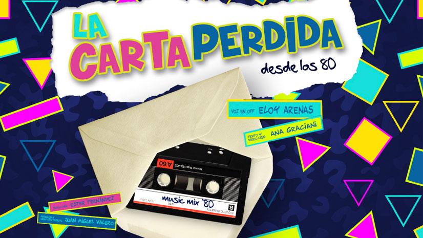 Concurso 'La carta perdida desde los 80' + vermú