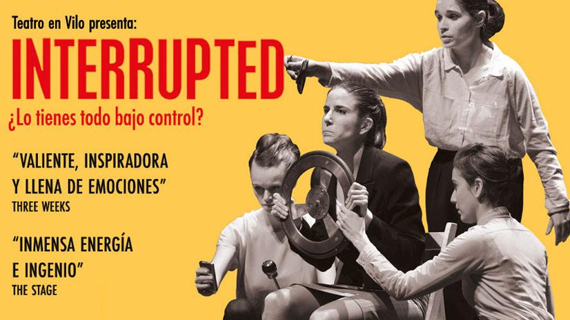 Nuevo concurso para 'Interrupted'