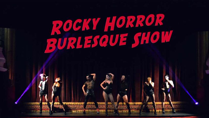 Concurso 'Rocky Horror Burlesque Show'